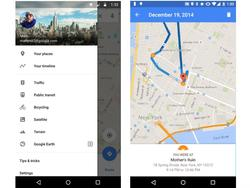 Google Maps new Timeline feature is creepy but useful