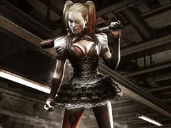 The Harley Quinn pre-order DLC in Arkham Knight is an absolute waste of time