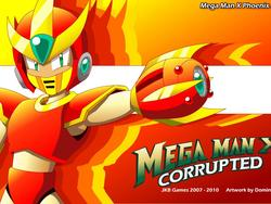 Mega Man X: Corrupted - A fan game that looks just like the real thing
