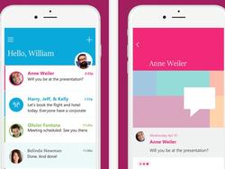Microsoft Send blurs the line between email and instant messaging