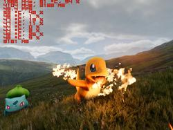 Even Pokemon are now rendered in Unreal Engine 4!