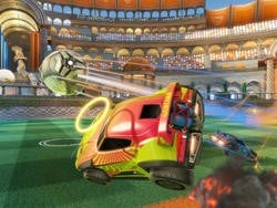 Rocket League is free on Xbox One right now for weekend promo