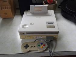Here's a prototype of the Sony-Nintendo team-up that almost was