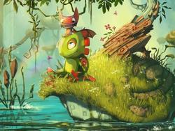 Yooka-Laylee picked up Team17 as publiser, funding now totally for development