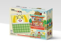 New Nintendo 3DS standard size finally getting released in North America in Animal Crossing bundle