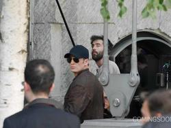 Captain America: Civil War—Steve Rogers goes incognito in these new set photos