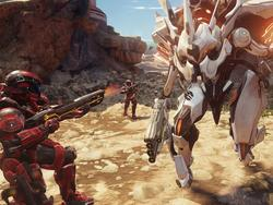 Halo 5: Guardians is the first game in the core series to get a T for Teen rating