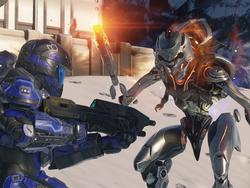 Halo 5's campaign is twice as long as Halo 4's