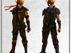 Cancelled Jak and Daxter 4's concept art shows up online, much more realistic