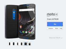 Moto X Play now available through Moto Maker