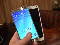 Galaxy Note 5 vs Galaxy Note 4 - Spec shootout and video comparison