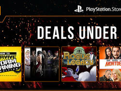 PlayStation Flash Sale now live, sells games at under $8