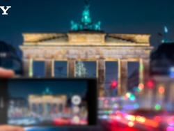 Xperia Z5 revealed in blurry new photo from Sony