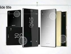 """Xperia Z5 Ultra/Plus to feature a """"4K X-Reality PRO"""" display, rumor says"""