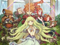Adventures of Mana available now, fans push for Vita release
