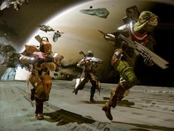 Screenshot Saturday: Destiny's The Taken King - If I had all the time in the world