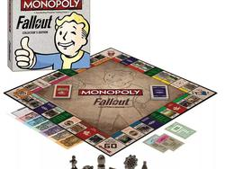 Fallout Monopoly hits in October, here's what it looks like