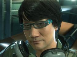 How to recruit Hideo Kojima in Metal Gear Solid V