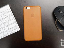 iPhone 6s Plus leather case: Check out this gallery