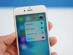 3D Touch: Top 5 apps to use with Apple's new technology