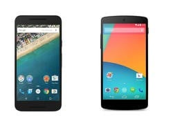 Nexus 5X vs Nexus 6 spec shootout