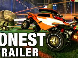 Honest Trailers can't find that many bad things to say about Rocket League