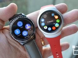Gear S2 smartwatch hits T-Mobile on Nov. 15
