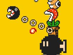 Super Mario Maker's extensive manual available for free, loaded with great ideas