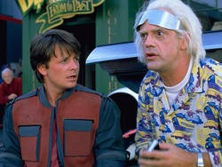 Back to the Future trilogy just $22 from Google Play