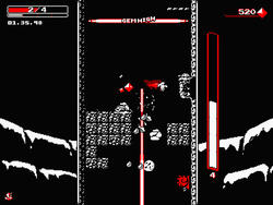 You should be playing Downwell - It's on PC and iOS now, Android soon