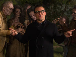Goosebumps wins its opening weekend at the box office