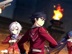 The Legend of Heroes: Trails of Cold Steel trailers - Staring into the cold unknown