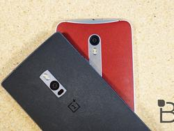 OnePlus 2 vs. Moto X Pure Edition: Battle of the budget flagships