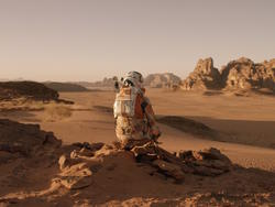 NASA's 360-degree view of Mars is why VR is the future