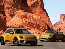Volkswagen launches new Beetle models: Denim and rugged Dune