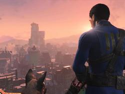 Fallout 4's latest patch eases the burden of settlement management, adds new effects
