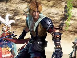 Zidane, Tidus, Shantotto, and Vaan round out this weekend's Dissidia Final Fantasy roster
