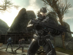 Halo: Reach performs worse on Xbox One than Xbox 360