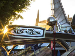 Star Wars takes over Disneyland's Tomorrowland for 'Season of the Force'