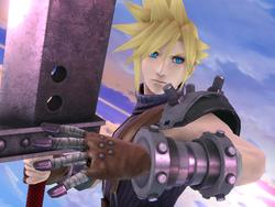 Super Smash Bros. Cloud screenshots - Where is the Nintendo 3DS?