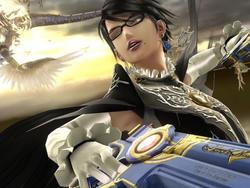 Bayonetta is too sexy for Super Smash Bros, nearly forced rating to be raised