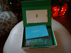 A Project Fi gift arrived, so let's build it together