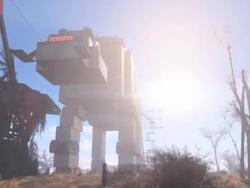 How to make an AT-AT settlement in Fallout 4