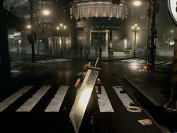 """Final Fantasy VII Remake's episodes will each be """"a full-sized game"""""""