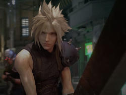 Final Fantasy VII Remake's story approach compared to Final Fantasy XIII's