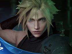Final Fantasy VII's remake is looking great with the first gameplay footage