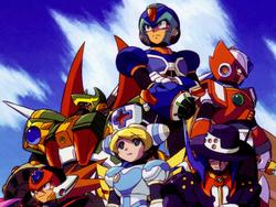 """Which Mega Man PS2 game would you buy on PlayStation 4? """"Someone"""" wants to know"""