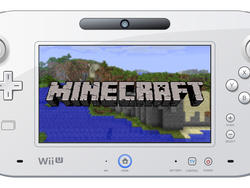 Minecraft is officially heading to Wii U