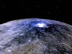Take a breathtaking flight over dwarf planet Ceres