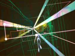 Feast your eyes on this 60fps Rez Infinite trailer